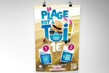La plage est à toi ! / Permettre à un jeune public d'utiliser les transports en commun pour se rendre à la plage pendant la période estivale sans risque et en toute sécurité pour 1 euro le trajet.