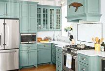 Mutfak-kitchen / by Leyla Seyhan