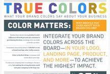 Color / Utilisation et signification des couleurs