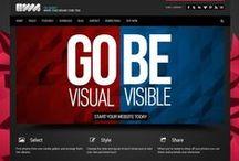 Web Design Inspiration / Web Design Inspiration