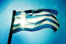 because im greek /          HELLAS