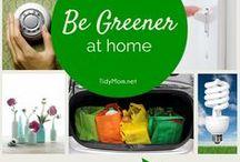 Eco-Friendly Ideas (környezetbarát ötletek)