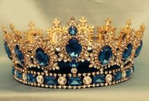 Royal Jewels/Crowns & Diadems & Tiaras