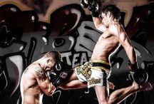 Inspiration Combat training & sports