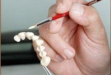 Dental technician's works