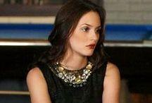 Blair Waldorf / style