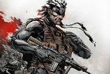 Snake ? SNAAAAAAAAAKE ! / Metal Gear Solid