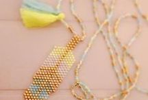 Tissage perles