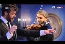 David Garrett On Stage & Video / My Favorite David Garrett On Stage, His Expression When He Played The Violin Very Sexy And Beautiful
