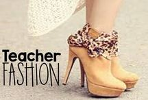 The Fashionable Teacher / Fashion for teachers that is cute, comfy, and affordable.