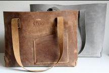 STUG / De inspiratie voor de handgestikte tassen van STUG, meer info over STUG vind je op stugleer.nl