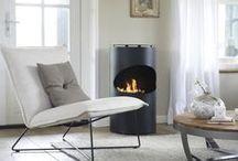 Heating / Ogrzewanie / Find more: http://www.decomania.pl/pl/c/Dekoracje-scian_Kominki-i-biokominki/693