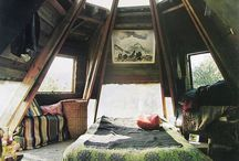 Reading Atmosphere / Cozy Places for a Good Story