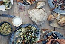 middagar i sommar Sverige / Middagar för alla våra gäster i vår framtida sommarstuga