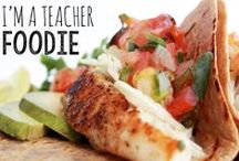 Teacher Foodie! / Fun food ideas for the classroom and yummy ideas for the home!
