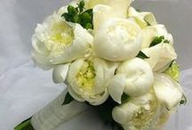 Weddings 2014 / Wedding Flowers, Centerpieces, Bouquets, Cake Flowers