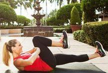 Helse / Enkle øvelser for en sterkere kropp