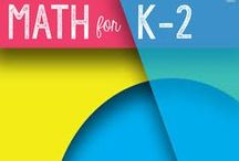 Math for K-2nd