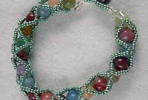 bracelets / Peyote