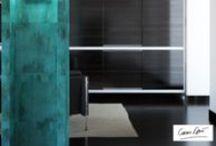 Stucco / Tynki dekoracyjne / Tynki strukturalne pozwalają uzyskać na ścianach efekty dekoracyjne, takie jak beton, trawertyn, tynk wenecki, rdza, patyna i wiele różnych kombinacji kilku produktów, dzięki którym wnętrze nabierze niepowtarzalnego stylu i charakteru.