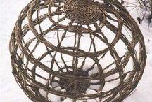pilflätning - Willow-weave