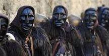 """..."""" e la mia maschera di gelso""""... (Maschere/Masks)"""