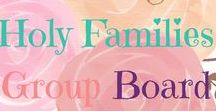 Raising Holy Familes Group Board / Striving to raise up holy families by having strong marriages, instilling faith in God, and teaching virtue in our homes. Pin anything that promotes faith and family relationships, love between parent and child, prayer ideas, family goals and rules, children's growth. This board is currently closed to new contributors.