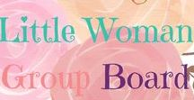 Raising Little Women Group Board / Are you a mother to little girls? Are you trying to raise them up to be strong, beautiful, virtuous women? Then join me here in pinning tips for raising daughters, cultivating love between mothers and daughters and teaching them to be strong lovely little women. This board is currently closed to new contributors.
