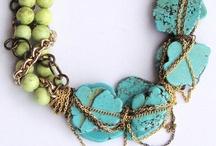 Ethnic look jewelry
