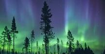 // Northern Lights // / Aurora Borealis in full glory.