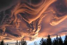 Sky, weather and storm chasing. / by Marla Tafelski-Ostrowski
