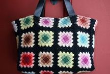 Gaga for Granny Squares / Board dedicated to the #crochet staple, and iconic crafty staple: the Granny Square. / by Vickie Howell