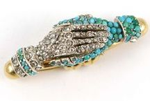 Vintage/antique HANDSome jewelry