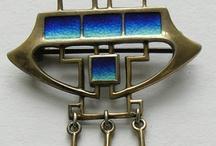 """""""MODERNIST"""" Jewelry"""