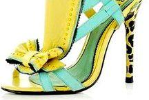 head over 'heels' / by Betty Yeo