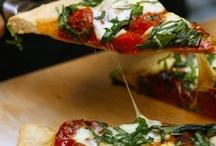 Pizza & Flatbreads / by Tenaya Davison