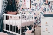 Nursery, kids and baby room