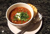 Soups, Stews, Chowders, & Chili / For warming comfort on cold days. 
