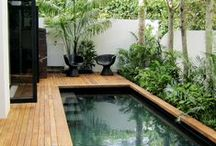 Serene Swimming Pools / by Drummond House Plans