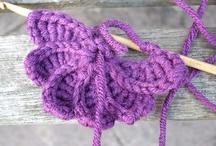 Crotchet/Knit / by Andrea Burgo Smith