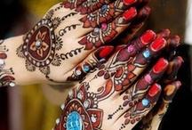 Henna / by Cherry Dee Felleese