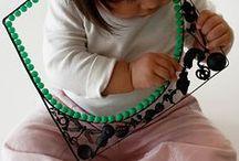 SQUARE series - necklaces