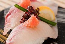 Sushi Diva / For people who love sushi, sashimi and nigiri. #sushi #sashimi #nigiri  / by T.Raven Meyers