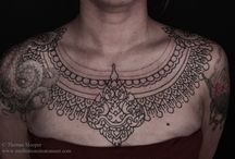 Bangkok Divas / Art, food, culture and the spirit of Thailand,.. in honor of my father, and loved ones in Bangkok. #thailand #tattoos  / by T. Raven Meyers
