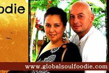 Global Soul Foodies /  #foodies #streetfood #globalsoulfoodies #food http://socialcausemarketing.com/global-soul-foodie/ / by T.Raven Meyers