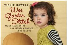 Knitting: Babies & Kids / Inspirations and patterns for knitting for babies and kids. / by Vickie Howell