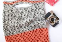 Crochet: Accessories / Inspiration and patterns for scarves, cowls, socks, hats, wraps, mittens, wrist warmers, bags, shawls, and other crocheted accessories.