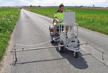 Prémarquage / Accessoires et matériels pour le prémarquage des routes