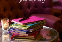 Journaling Inspiration / [WRITING WHILE DOING DAILY DEVOTIONAL READING]  / by Julie Harnisch