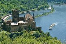 River Cruise Inspiration / Travel by river cruise